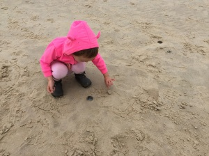 Searching for pebbles