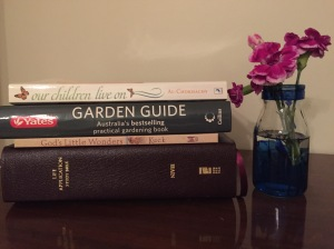 Day Six: Books